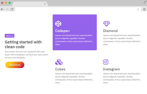 Free snippets - Bootstrap snippets www.tolmatol.com